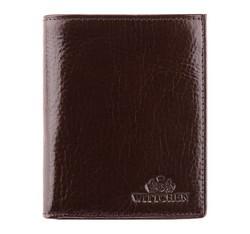 Peněženka, hnědá, 21-1-124-4, Obrázek 1