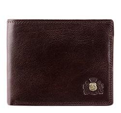 Peněženka, hnědá, 39-1-040-3, Obrázek 1