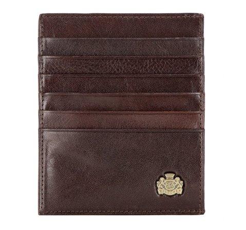 Pouzdro na kreditní karty, hnědá, 10-2-006-4, Obrázek 1