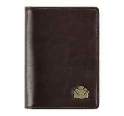 Pouzdro na kreditní karty, hnědá, 10-2-371-4, Obrázek 1