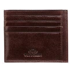 Pouzdro na kreditní karty, hnědá, 21-2-030-44, Obrázek 1