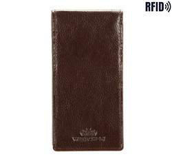Pouzdro na kreditní karty, hnědá, 21-2-170-L4, Obrázek 1