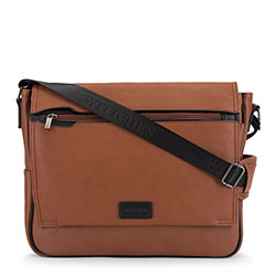 Taška na notebook, hnědá, 90-3P-600-4, Obrázek 1
