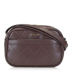 Dámská kabelka, hnědá, 89-4Y-302-4, Obrázek 1