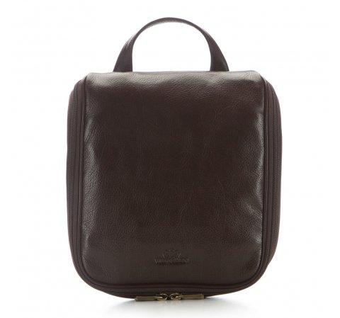 Kosmetická taška, hnědá, 21-3-276-4, Obrázek 1