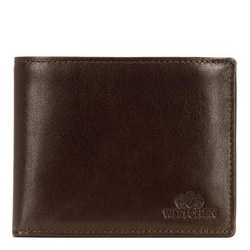 Peněženka, hnědo-zlatá, 21-1-262-40, Obrázek 1