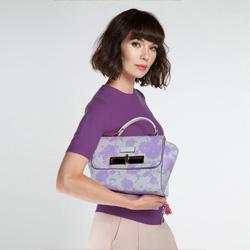Tote táska, lila, 86-4Y-509-F, Fénykép 1