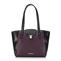 Női táska, lila, 89-4Y-402-F, Fénykép 1