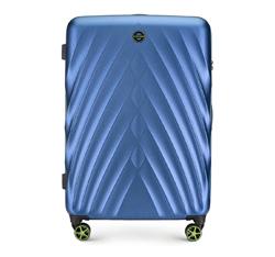 Nagy bőrönd, kék, 56-3P-803-91, Fénykép 1