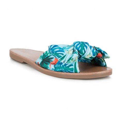 Női cipő, kék, 88-D-753-N-41, Fénykép 1