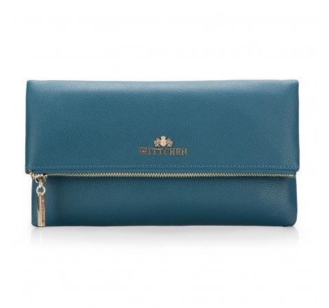 Női táska, kék, 87-4E-438-5, Fénykép 1