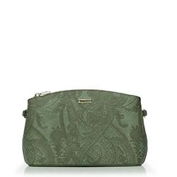 Damen Handtasche, khaki, 87-4Y-553-Z, Bild 1
