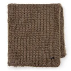 Damen Schal, khaki, 87-7F-016-Z, Bild 1