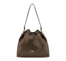 Dámská kabelka, khaki, 85-4E-203-Z, Obrázek 1