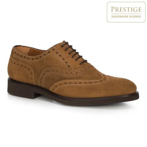 Férfi cipő, khaki, 88-M-451-5-42, Fénykép 1