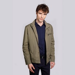 Panská bunda, khaki, 92-9N-450-Z-XL, Obrázek 1