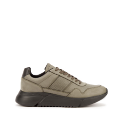 Panské boty, khaki, 93-M-301-Z-41, Obrázek 1