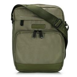 Taška na Messenger, khaki, 89-4P-101-O, Obrázek 1