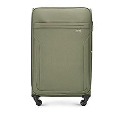 Velký kufr, khaki, V25-3S-263-40, Obrázek 1