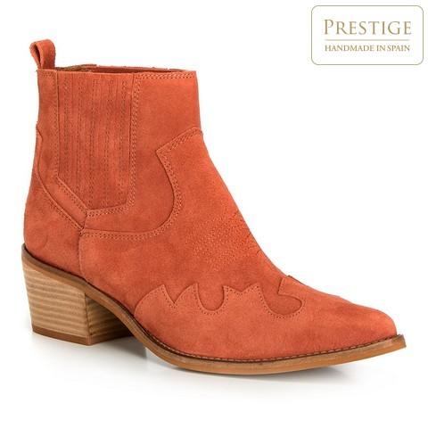 Обувь женская, кирпичный, 90-D-050-6-39, Фотография 1