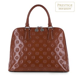Damentasche, Kognak, 33-4-010-5L, Bild 1