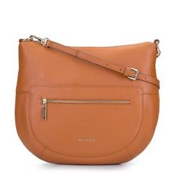 Dámská kabelka, koňak, 93-4E-609-5, Obrázek 1