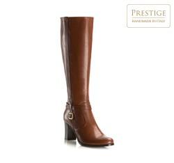 Dámské boty, koňak, 81-D-300-5-37, Obrázek 1