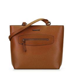 Dámská kabelka, koňak, 92-4Y-200-5, Obrázek 1