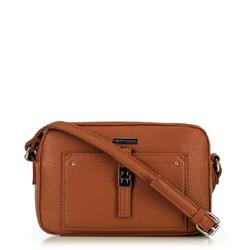 Női táska, konyak, 29-4Y-001-5, Fénykép 1