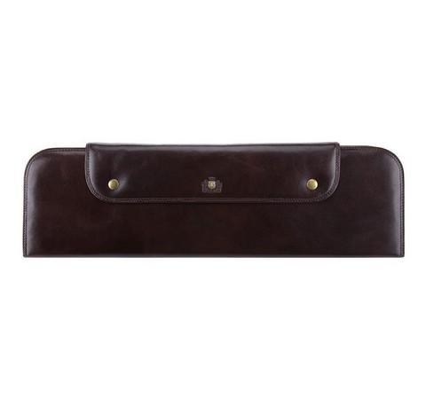 Чехол для галстуков, коричневый, 39-3-007-1, Фотография 1