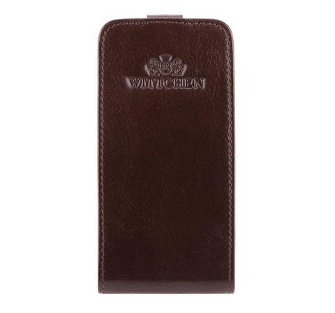 Чехол для iPhone 4, коричневый, 21-2-513-4, Фотография 1