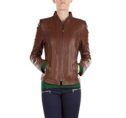 Куртка женская, коричневый, 79-09-903-5-XL, Фотография 1