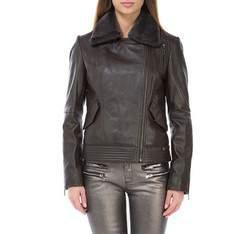 Куртка женская, коричневый, 83-09-502-4-L, Фотография 1