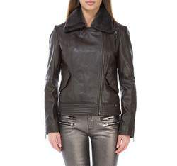 Куртка женская, коричневый, 83-09-502-4-M, Фотография 1