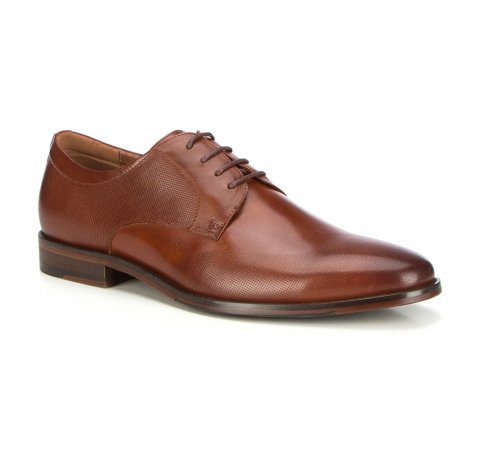 Обувь мужская, коричневый, 87-M-908-1-39, Фотография 1