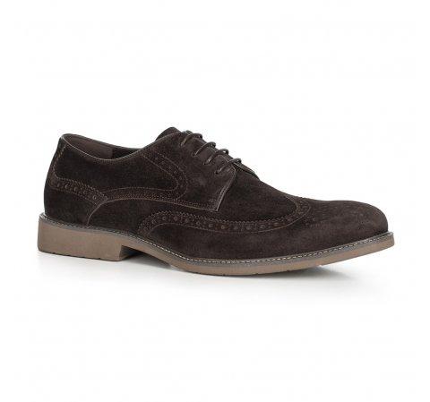 Обувь мужская, коричневый, 90-M-508-4-41, Фотография 1