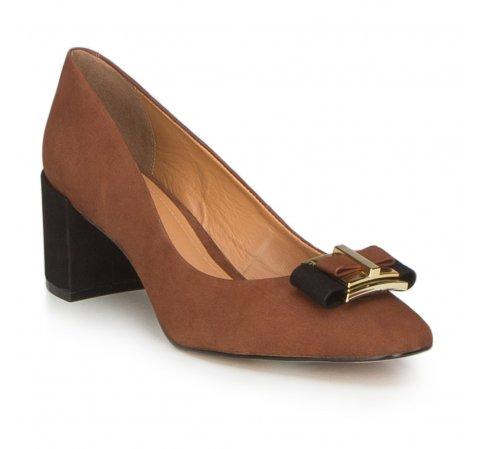 Обувь женская, коричневый, 87-D-755-1-36, Фотография 1