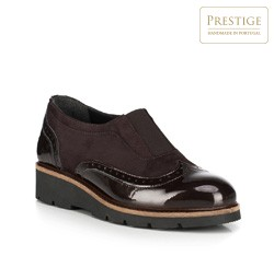 Обувь женская, коричневый, 89-D-802-4-39, Фотография 1