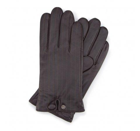 Перчатки мужские, коричневый, 39-6-715-GC-S, Фотография 1