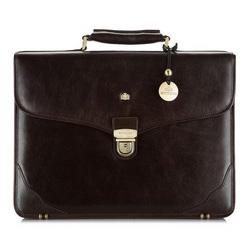 Портфель, коричневый, 10-3-009-4, Фотография 1