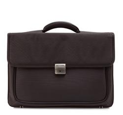 Портфель, коричневый, 29-3-021-0, Фотография 1