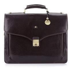 Портфель, коричневый, 39-3-012-3, Фотография 1