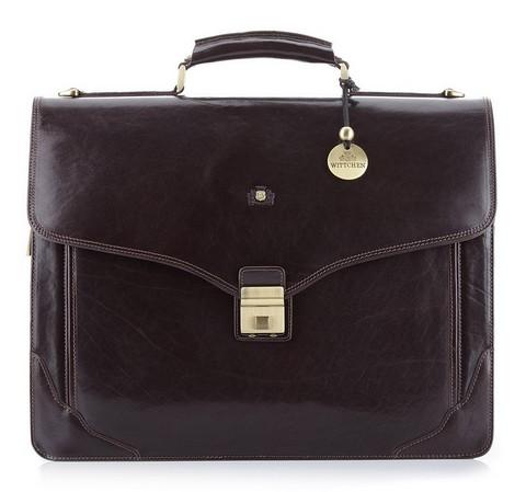 Портфель, коричневый, 39-3-012-1, Фотография 1