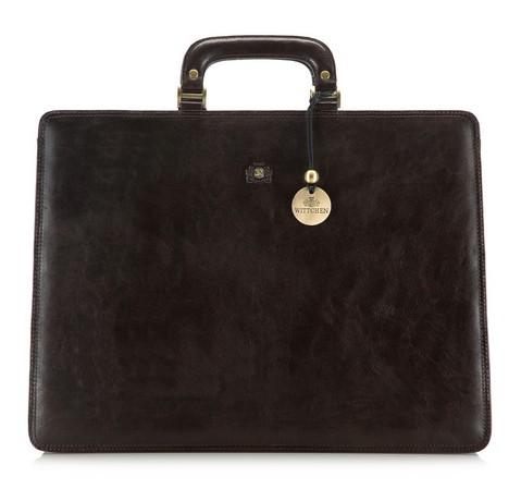 Портфель, коричневый, 39-3-109-1, Фотография 1