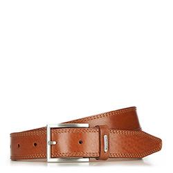 Ремень мужской, коричневый, 70-8M-008-5-90, Фотография 1