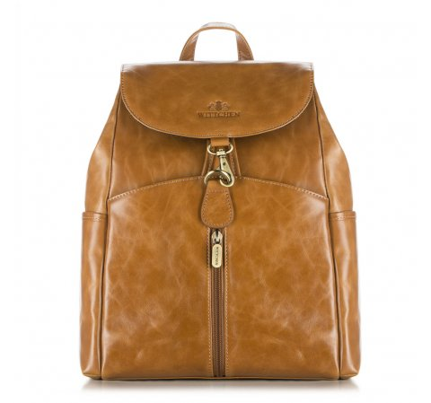 Рюкзак женский, коричневый, 32-4-090-1, Фотография 1