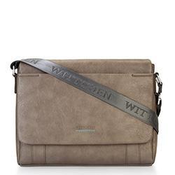 Сумка для ноутбука, коричневый, 87-4P-509-5, Фотография 1
