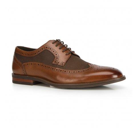 Обувь мужская, коричневый, 90-M-509-5-41, Фотография 1