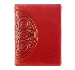 Обложка для документов, красно-черный, 04-2-163-31, Фотография 1