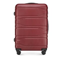 Большой чемодан, красный, 56-3P-983-31, Фотография 1